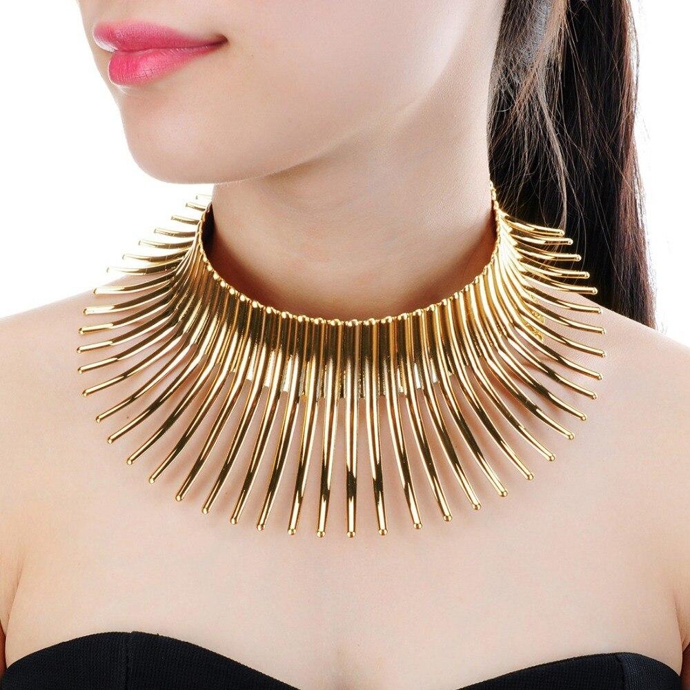 Женское Ожерелье с кисточками JEROLLIN, ожерелье из серебра и золота