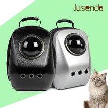 Sac à dos dastronaute pour chats   Sac à bulles pour chiot, sac de voyage pour animal de compagnie, Capsule spatiale, caisse de Transport pour petits chiens, lapin, avion dextérieur