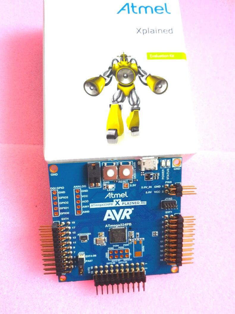ATMEGA324PB-XPRO AVR ATMEGA324PB Xplained Pro ATMEL Placa de desarrollo