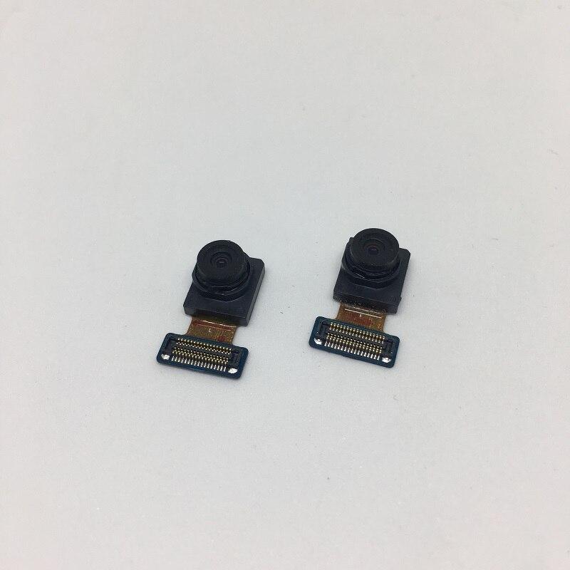 Pós Rastreamento // câmera Frontal com cabo flexível do telefone Móvel para Samsung Galaxy S6 G920F