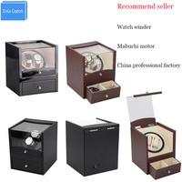 Machanical watches winder gratis verzending drawer jebely winders to automatic watch special box uhrenbeweger caja fuerte montre