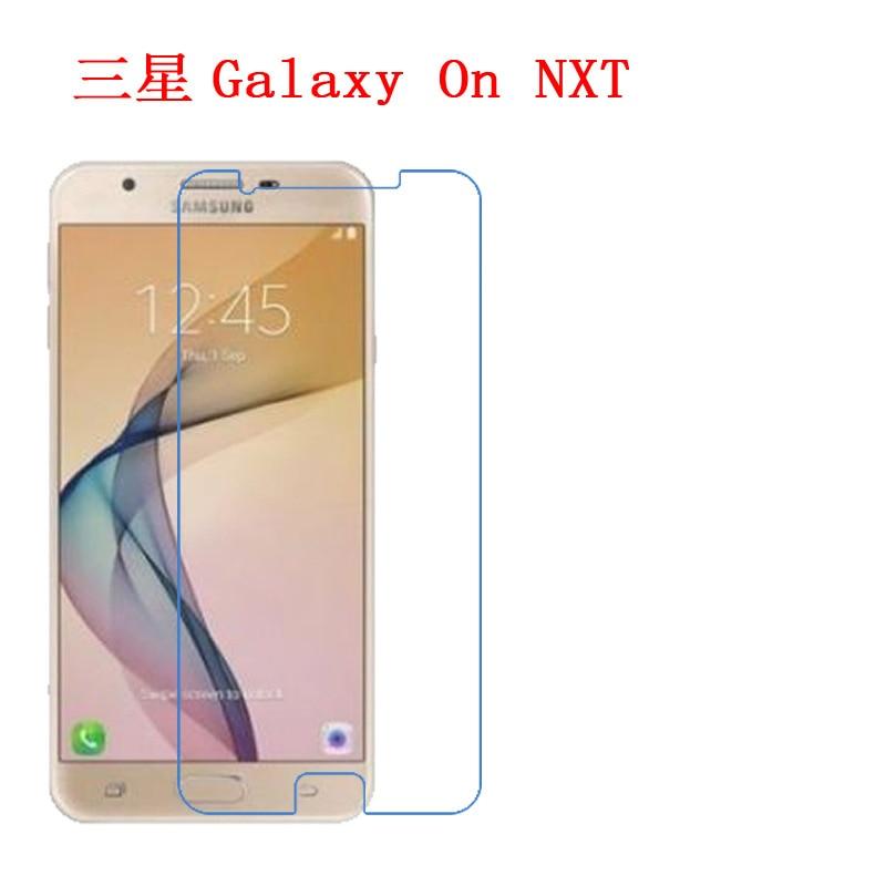 (Pack de 2) para samsung Galaxy NXT/GALAXY C7 Pro/GALAXY On7/I929/T989/GALAXY V/fibra de carbono de 9H de plexiglás Protector de pantalla