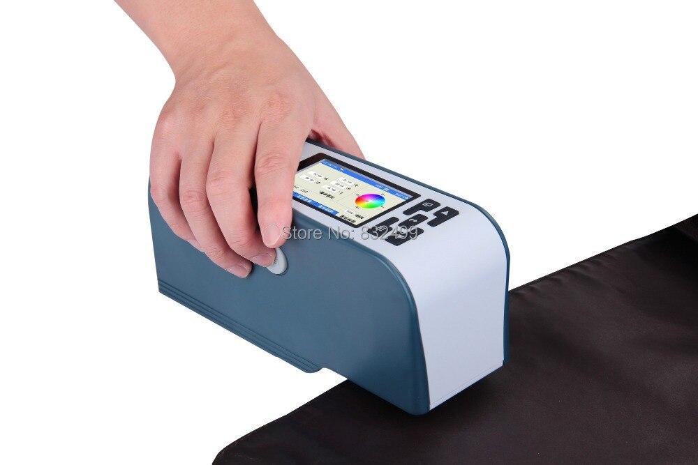 High quality 4mm Measuring Caliber  WF30 Colorimeter ,color meter , color reader