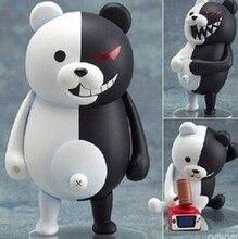 Nieuwe Hot 10 Cm Q Versie Danganronpa Trigger Happy Havoc Monokuma Beweegbare Action Figure Speelgoed Collectie Kerst Speelgoed Pop