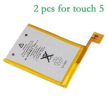 Antirr marque 2 pièces nouveau 3.7 V batterie de remplacement interne pour iPod Touch 5th 5 5g génération livraison gratuite
