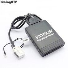 YATOUR Digital Music Changer AUX SD USB MP3 Interface voor Audi Concert II + Chorus II + Symfonie II + RNS-E