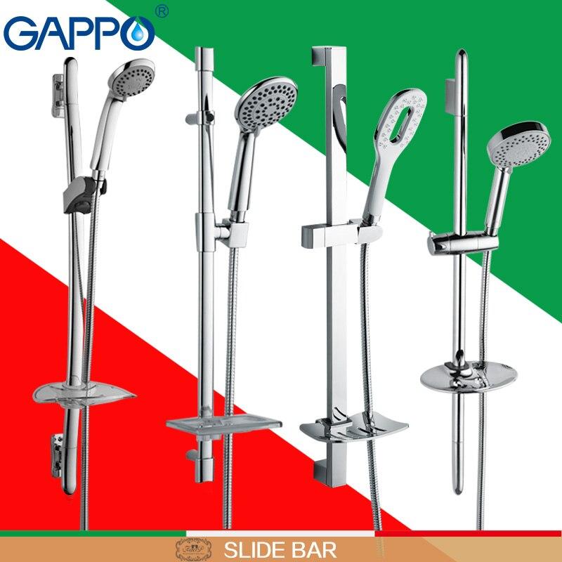 Горка для душа GAPPO душевая кабина шланг ручное настенное крепление|set dishes|bathroom sets