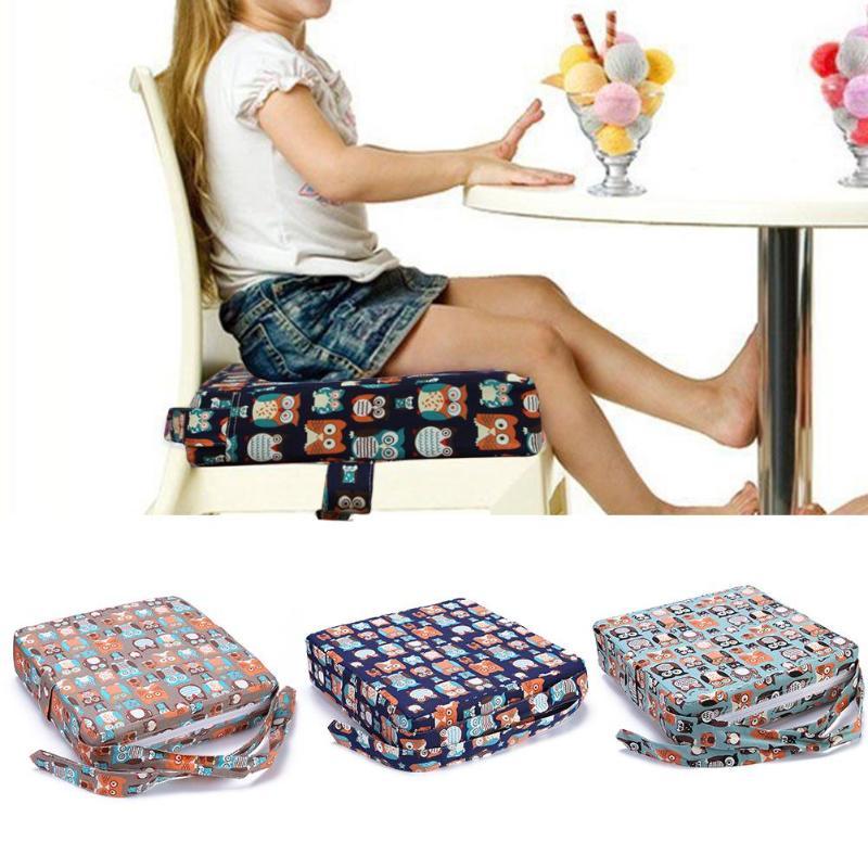 Детский стул подушка для увеличения регулируемая съемная детского стула кабины