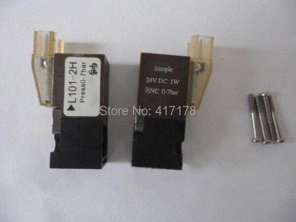 Korean 10mm Solenoid Valve L101-2H / Knitting Machinery 10mm Solenoid valve