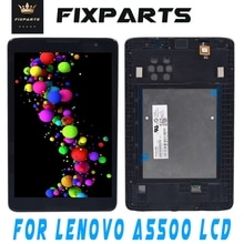 Onglet daffichage LCD noir A5500 8.0