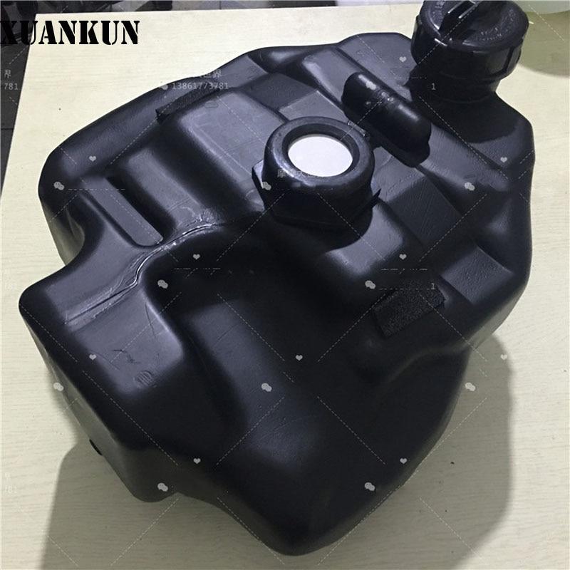 Cubierta del tanque de combustible XUANKUN HS125T T-2 QS150T/tanque de combustible