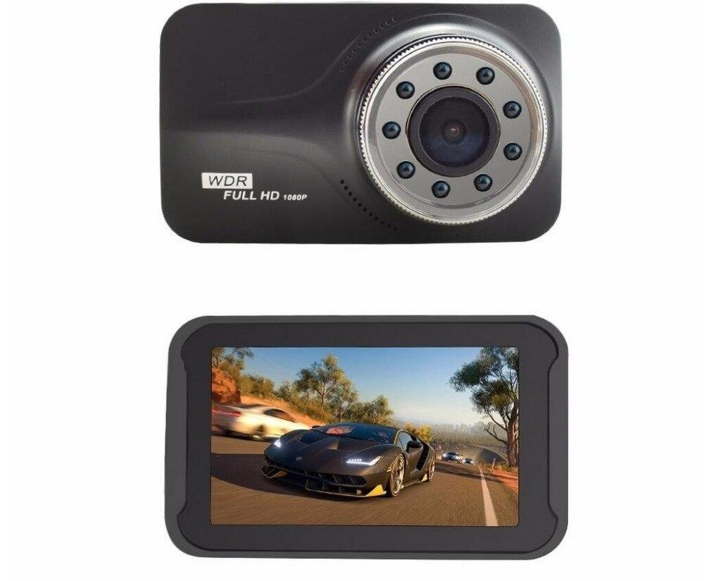 Cámara de coche FHD 1080P g-sensor 170 grados coche DVR T639 coche DVR en cámara de salpicadero era cámara de salpicadero visión nocturna envío gratis