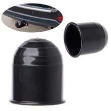 Accessoires universels de remorque 50MM   Barre de remorquage automatique, capuchon de couverture de boule, attelage de remorque de caravane, boule de remorque protection qyh