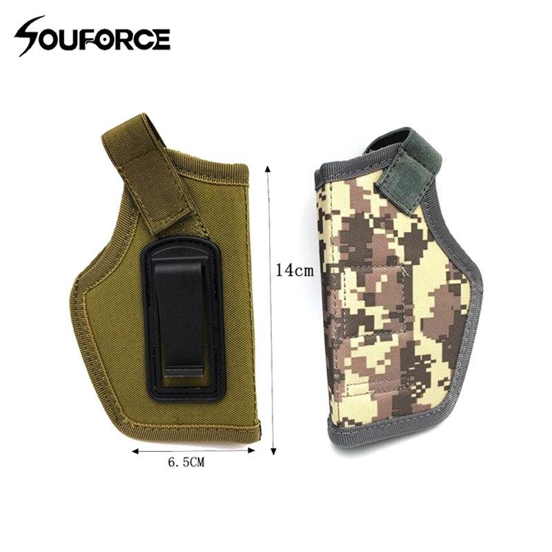 5 colores equipo táctico IWB Stealth pistolera táctica CS campo Stealth pistolera táctica para caza al aire libre
