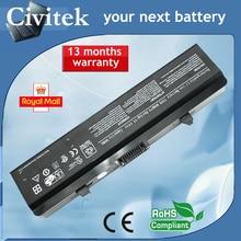 Bateria para Dell Inspiron 1525 1526 1545 GW240 HP297 M911G RN873 11.1V 56Wh