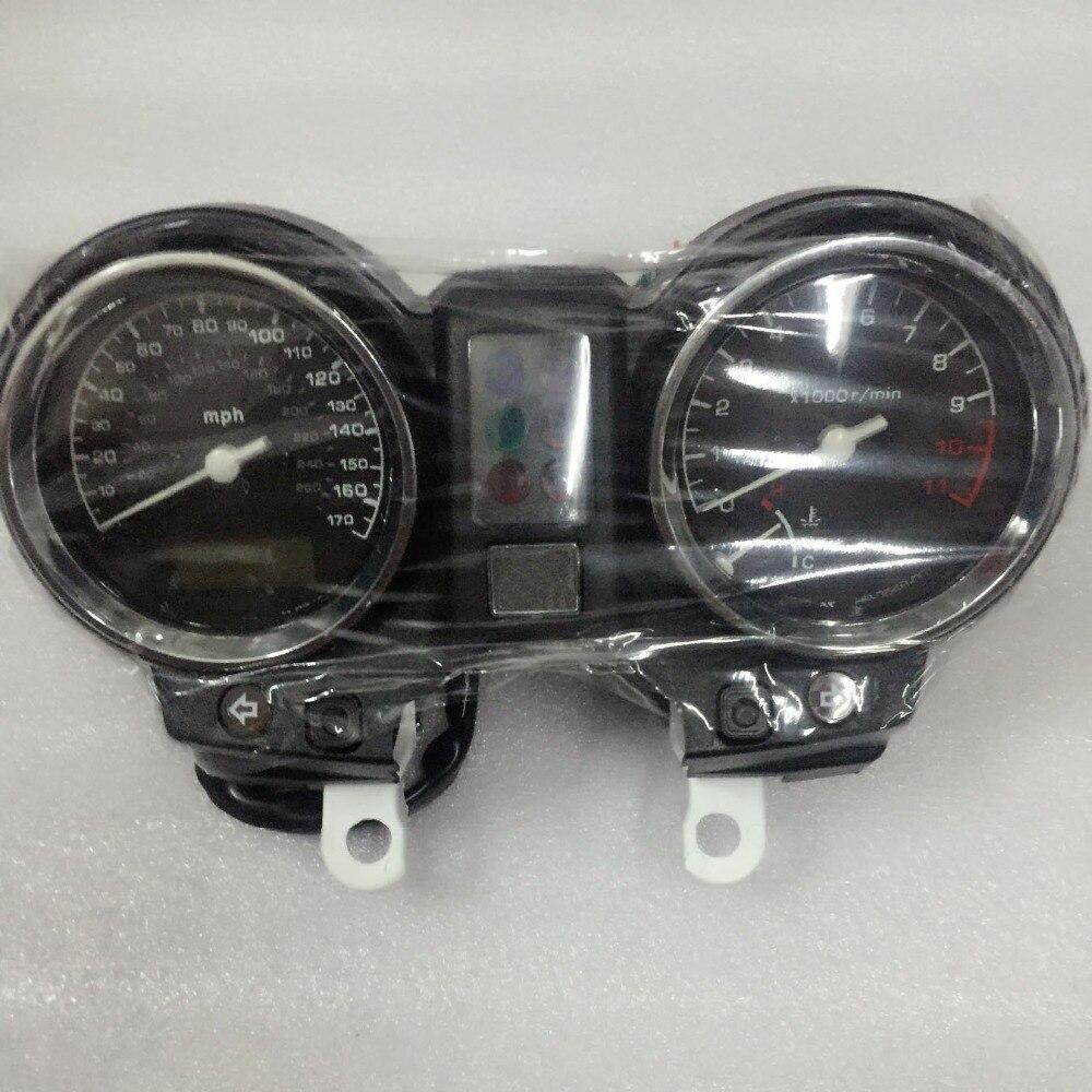 Freies schiff MOTO KM/H RPM Tachometer Tachometer Kilometerzähler Instrument Montage Gauges Cluster Für HONDA CB600 CB900 Hornet 600 900
