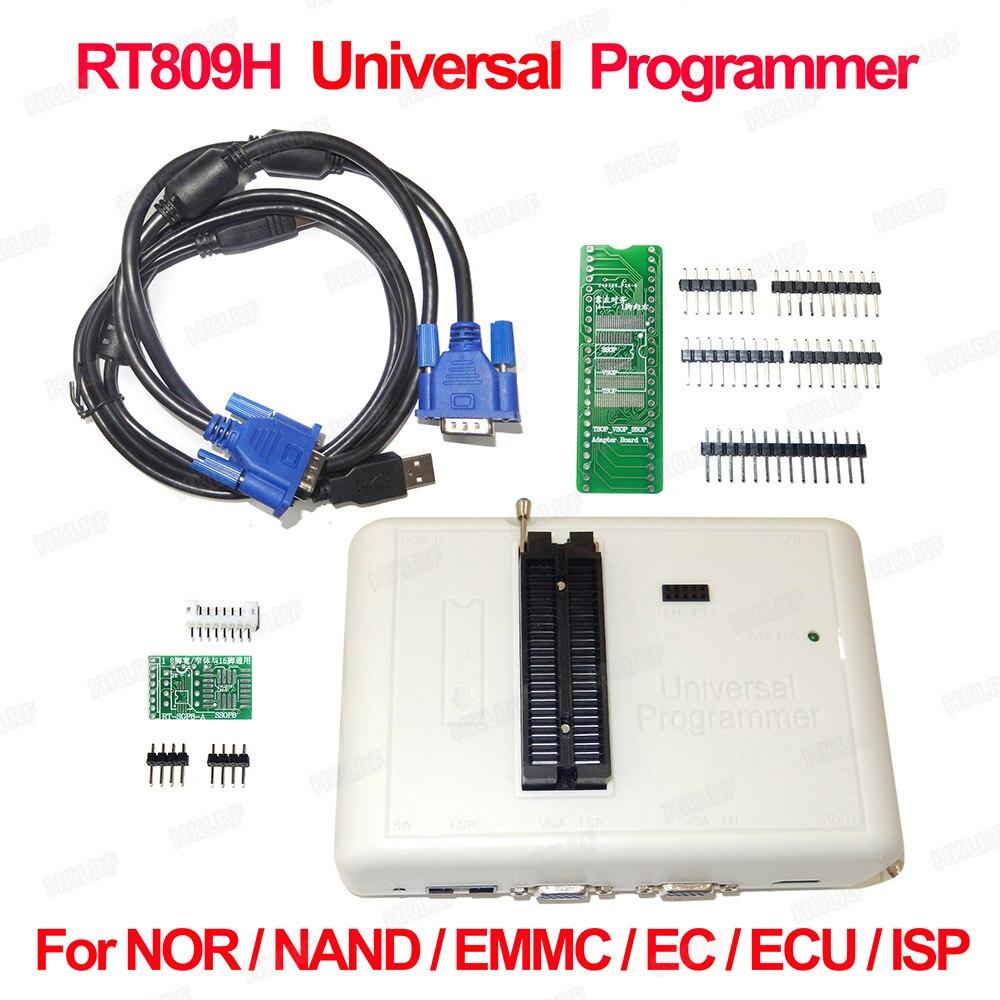 Rt809h emmc-nand flash programador TSOP-VSOP-SSOP adaptador