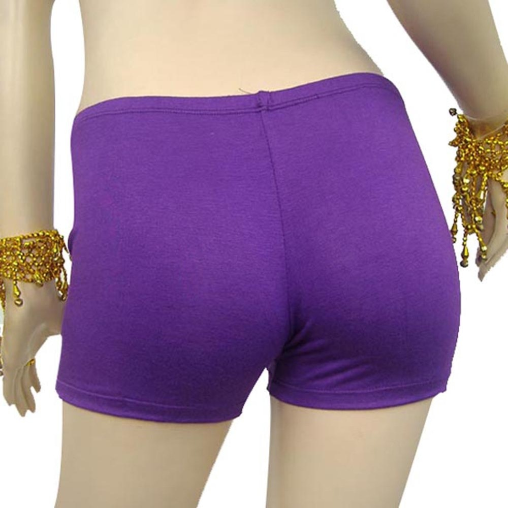 14 colores pantalones cortos de Yoga para Mujeres ropa interior de seguridad deportiva danza del vientre Leggings apretados