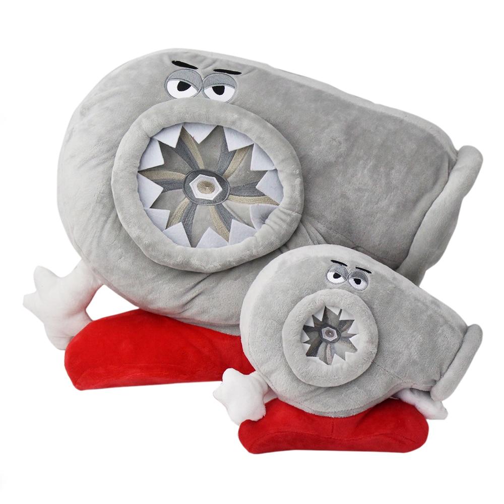 JDM Car Turbo Headrest Pillow Car Seat Waist Cushion Decorative Gift Backrest
