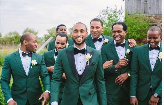 أحدث معطف بانت تصاميم الأخضر أفضل الرجال البدلة وصيف سهرة صالح سليم 2 قطعة الدعاوى الزفاف مخصص حفلة موسيقية سترة Terno Masculino