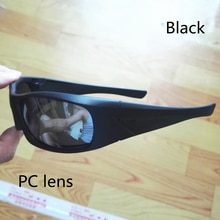 Brand  Goggles Ballistic Military Sport Men Sunglasses Army Bullet-proof Eyewear Outdoor CS Gafas PC