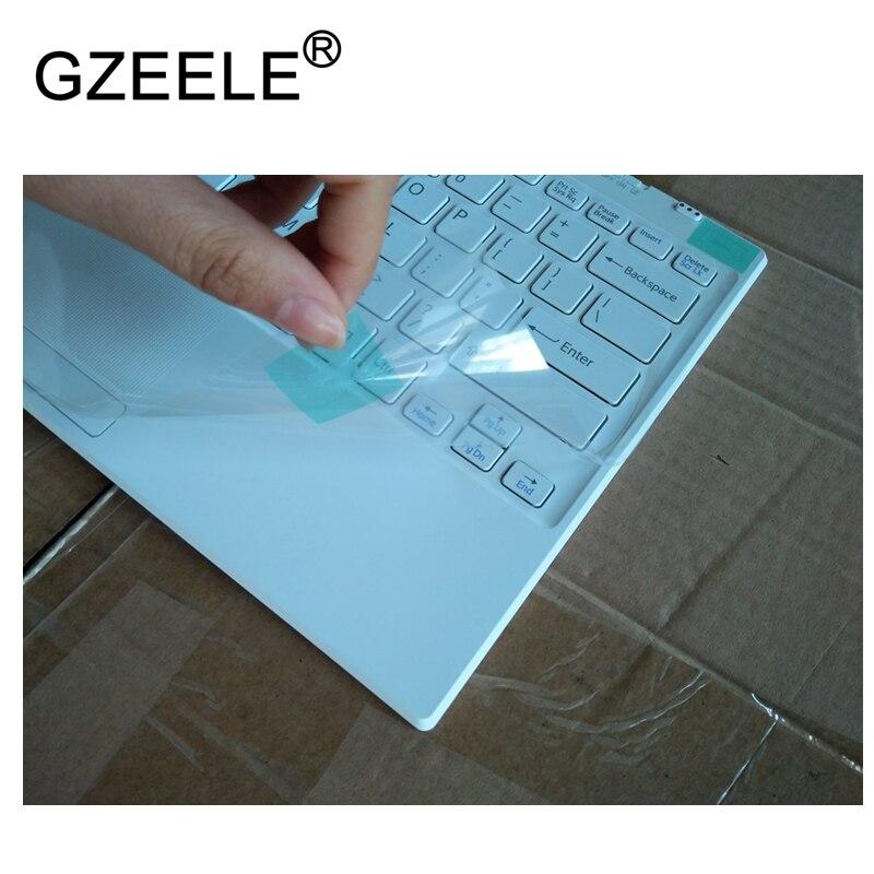 GZEELE UNS Drahtlose Bluetooth tastatur 11,6 zoll für SONY Vaio Tap 11 tablet pc SVT11 TAP11 VGP-WKB16 palmrest ober fall abdeckung