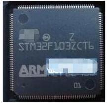 100% جديد شحن مجاني STM32F103ZCT6 32F103ZC STM32F103ZCT6TR LQFP144 STM32F103ZC