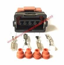 Connecteur Auto 10378 femelle   Connecteur automatique, 4 broches, pour Toyota 4 âge 16V, Mitsubishi KA24 SR20 rgb EVO Lancer TPS, 20 jeux