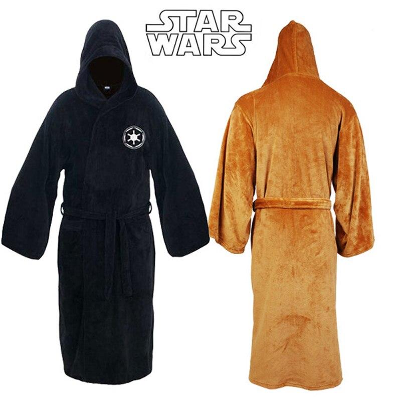 2019 nuevo traje de baño de Darh Vader Cosplay traje de Bata marrón traje de dormir Chewbacca cosplay
