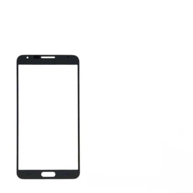 "RTBESTOYZ blanco negro para Samsung Galaxy Note3 Note 3 Neo N750 N7505 cristal frontal 5,5 ""Pantalla táctil parte de reparación de panel exterior"