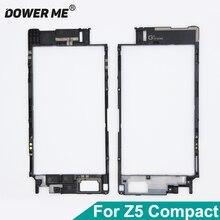 Dower Me support de carte mère de haut-parleur de cadre moyen arrière pour Sony Xperia Z5 Compact E5803 E5823 J5 Z5mini