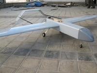 2017 new hugin ii electric powered uav 2 6m platform rc model plane aircraft
