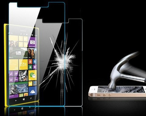 0.3MM 2.5D Ultra-thin Premium Tempered Glass Screen Protector For Nokia Lumia 530 N530 Protective Fi