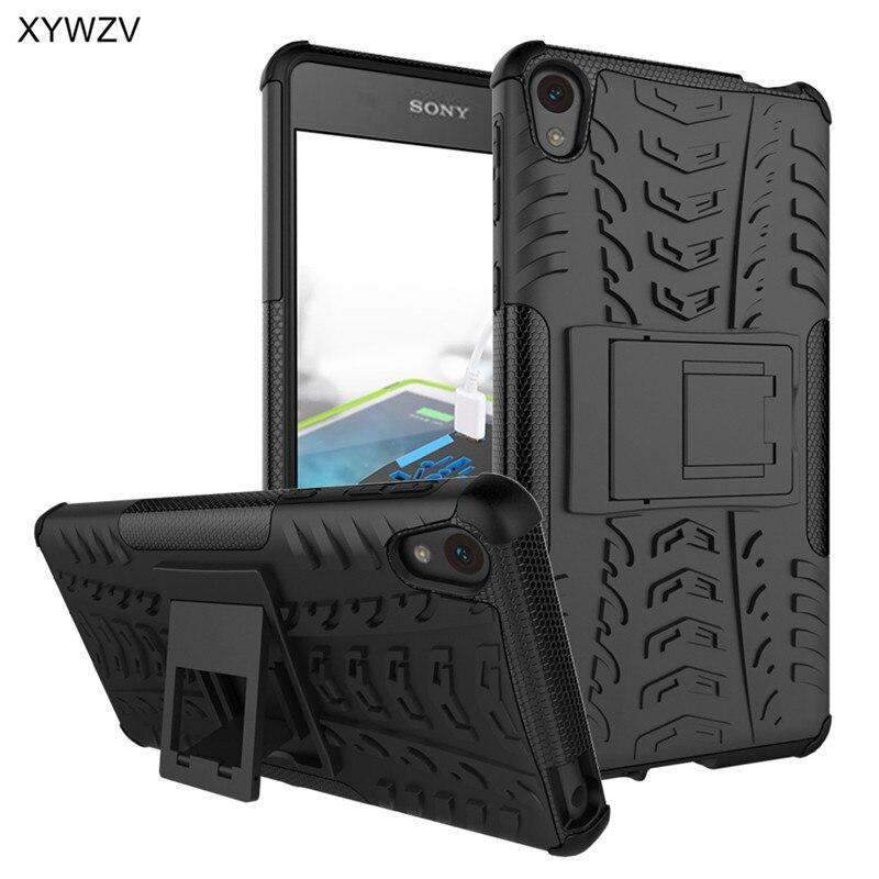 Coque sFor Sony Xperia E5 Coque antichoc en Silicone dur Coque de téléphone pour Sony Xperia E5 housse pour Sony E5 F3311 F3313 Coque XYWZV