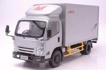 118 modèle moulé sous pression pour JMC Kairui N800 argent camion alliage jouet voiture Miniature Collection cadeaux chine marque