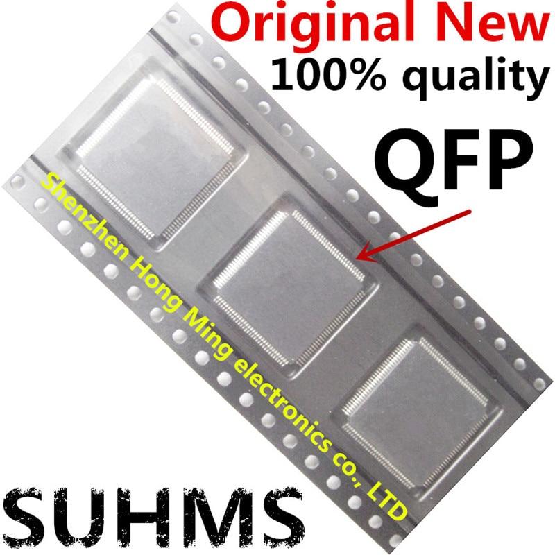 (2 piezas) 100% nuevo Chipset TVP5147 QFP
