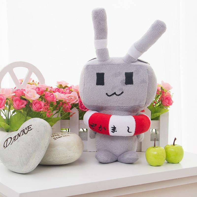 30/65/75cm anime Plush shimakaze bolster Doll Soft Stuffed plush pillow kids gift Kantai Kawaii Collection toys for children