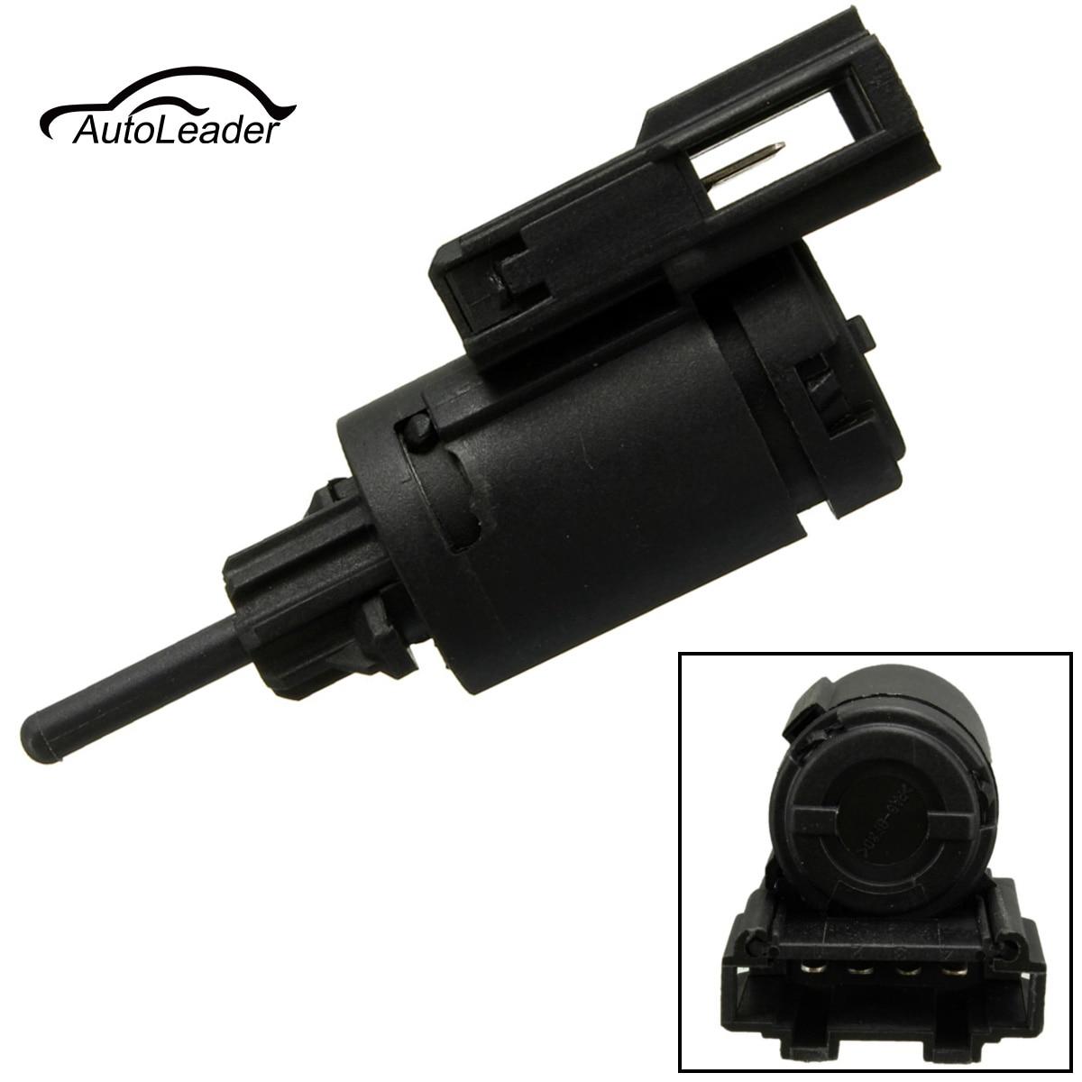 4 Pin Stop Brake Light Switch Reverse Light Switch For VW GOLF LUPO POLO Black 1J0945511D