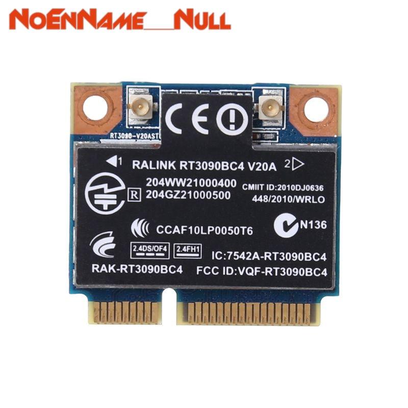 Tarjeta de red adaptador wifi inalámbrico WiFi tarjeta Bluetooth 3,0 de 4520 wifi Mini PCIexpress para HP RT3090BC4 ProBook dropshipping. Exclusivo.