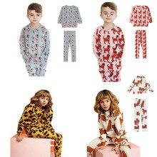 Crianças conjunto de roupas hugo ama tiki sweatshirts cottons nap bebê meninos de manga comprida t-shirts calças dos desenhos animados outono roupas das meninas