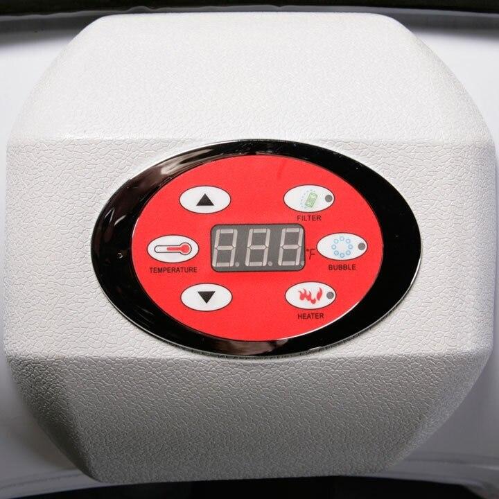 Panel de control electrónico para spa inflable fit Alton Aquaspa Family, Bcool...