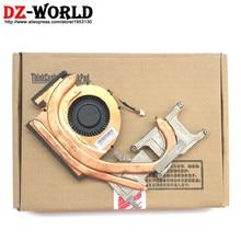 New Original for Lenovo ThinkPad T520 T520i Heatsink CPU Cooler Cooling Fan 75Y5782 75Y5790