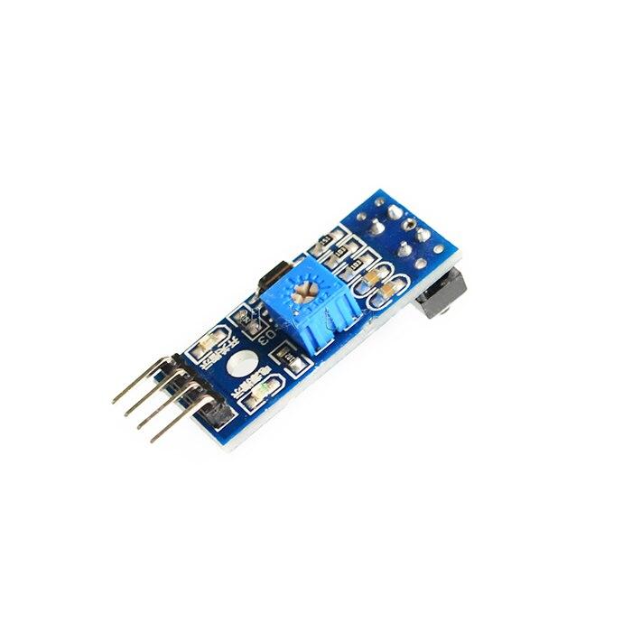 ¡Envío gratis! 30 Uds TCRT5000 para Arduino Sensor Track IR fotoeléctrico, módulo...