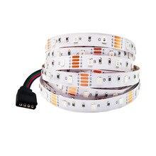 RGB USB LED Strip light 3528 SMD Desktop PC Screen Backlight lighting Ambilight HDTV TV 2835 Tape Ribbon String 1M 2M 3M 4M 5M