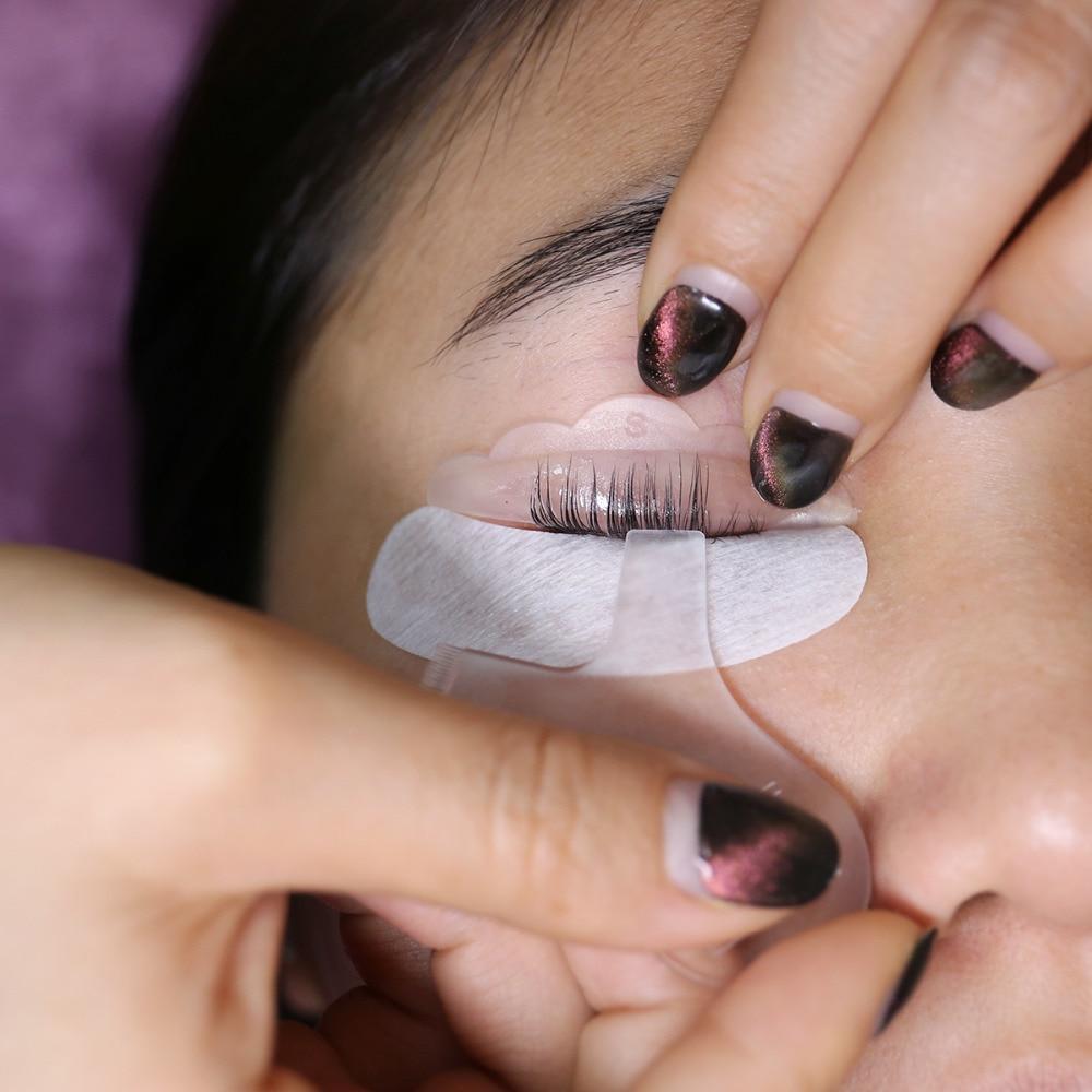 AliExpress - StarsColor Professional 1 Bag Recycling eyelash perm rods S M L silicone eyelash perm rods for eyelash perm Eyelash Extension