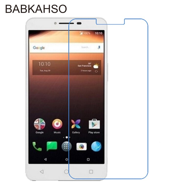 9H закаленное стекло для Alcatel One Touch Pixi 4 6,0 8050D OT-8050D 0,26 мм Защитная пленка для Alcatel OneTouch A3 XL 5010D
