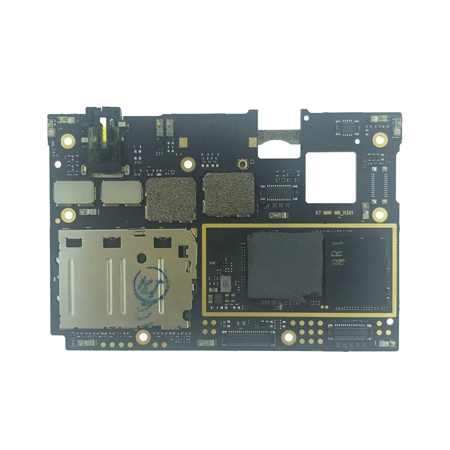 In Stock NEW 100% Tested Board For Lenovo Vibe Z2 K920 mini Motherboard card fee chipsets Smartphone