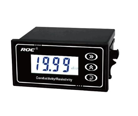 العلامة التجارية ROC الصناعية على الانترنت الموصلية TDS درجة الحرارة الارسال رصد اختبار متر محلل 4-20mA الناتج الحالي