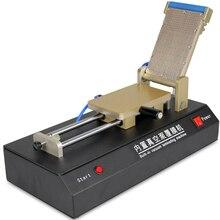 BK-761 intégré pompe à vide universel OCA Film Machine à plastifier multi-usage polariseur pour LCD Film OCA plastifieuse