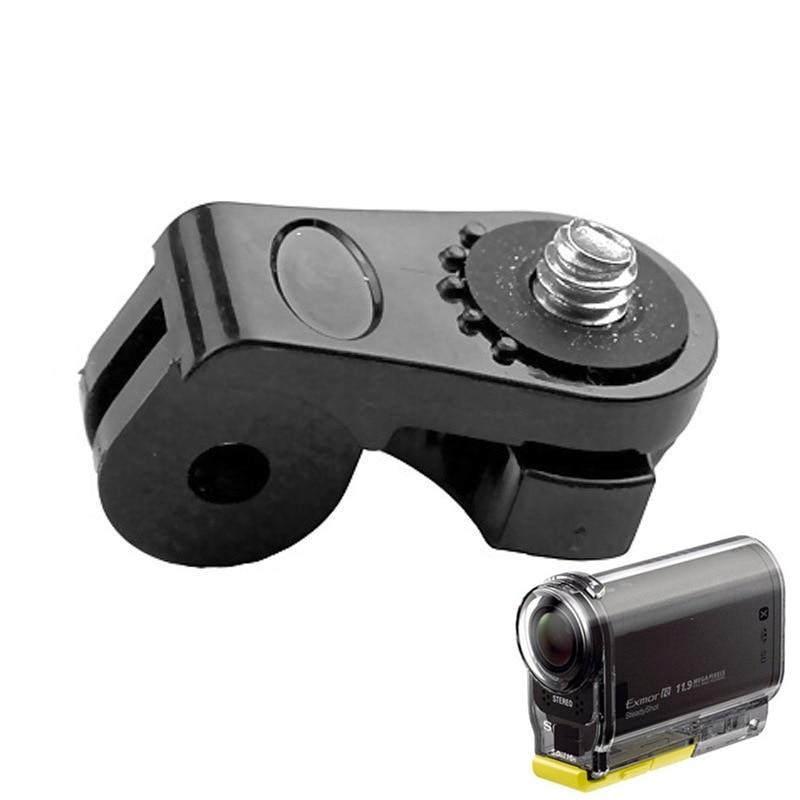 Адаптер для крепления для камеры GoPro 1/4 дюйма с винтовым отверстием для экшн-камеры Sony Mini Cam HDR AS20 AS30V AS15V AS200V AS300